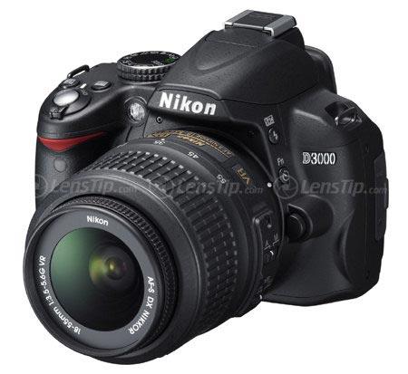 Фотокамера D3000 - это высококачественная цифровая зеркальная фотокамера...