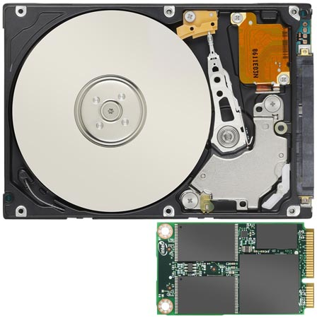 TPU Intel Solid-State Drive 310 Offers Full SSD Performance in 1/8th the Size.