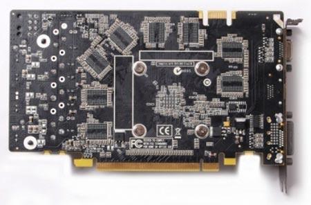 Карты ZOTAC GeForce GTS 250