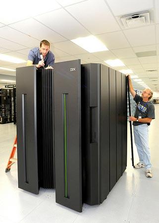 5.2-гигагерцовый процессор zEnterprise компании IBM становится самым быстрым микропроцессором в мире.