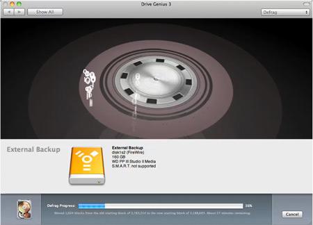 Drive Genius для Mac — утилита для обслуживания дисков