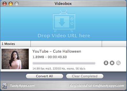 �������� Videobox ��� Mac