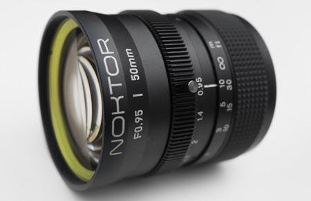 Объектив Noktor HyperPrime 50mm f/0.95