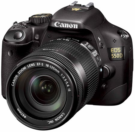 Canon радует поклонников Джеки Чана специальным изданием камеры EOS 550D