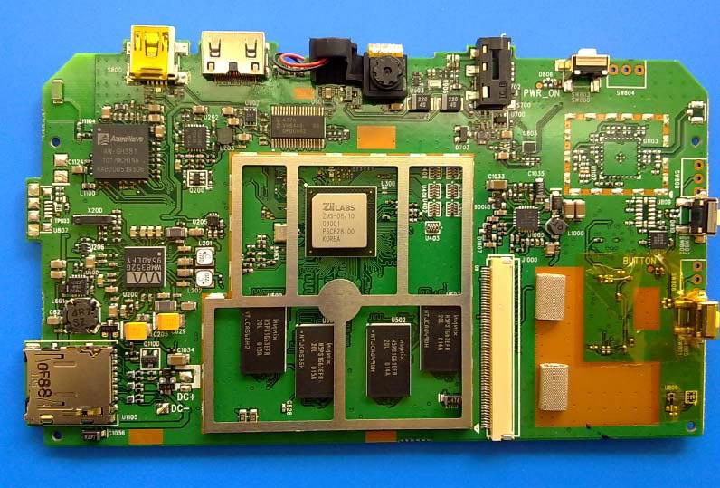 карточек памяти microSD.