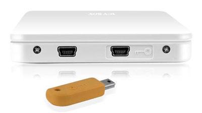 ICY BOX IB-SAFE226 представляет собой внешний кейс для жестких дисков...