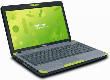 Satellite L635 Kids' PC — Toshiba пробует превратить обычный ноутбук в детс ...