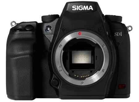 В камере SIGMA SD1 используется датчик изображения APS-C X3