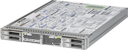 Oracle представила 16-ядерный серверный процессор SPARC T3