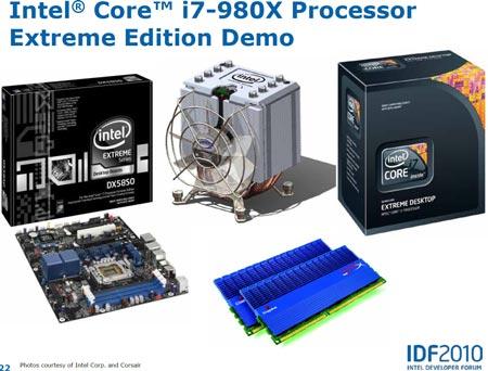 IDF 2010: производитель рассказал, как правильно разгонять процессоры Intel ...