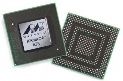 Marvell ARMADA 628 — первый трехъядерный процессор с архитектурой ARM и вст ...