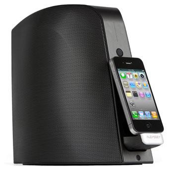 Audyssey выпустила Bluetooth-аудиосистему с доком для iPhone