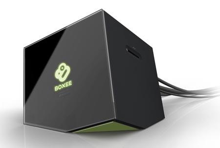 IDF 2010: в Boxee Box используется однокристальная система с ядром Intel At ...