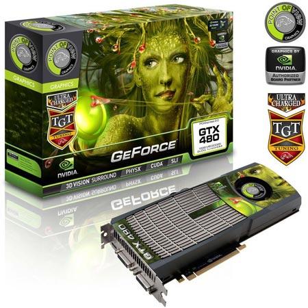 TGT оснастит разогнанную 3D-карту GeForce GTX 480 системой охлаждения с тре ...