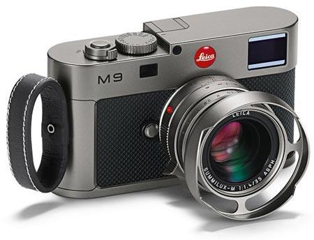 Камера Leica M9 Titanium — специальное издание с ценой, нескромной даже для ...