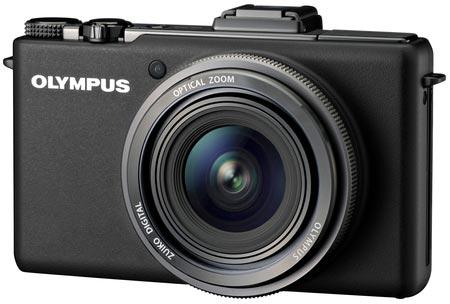 Olympus разрабатывает первую компактную камеру с объективом ZUIKO