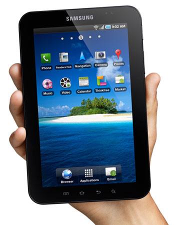 NVIDIA Tegra 2 послужит основой для следующей версии планшета Samsung Galax ...