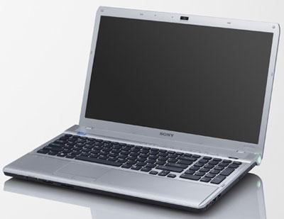Ноутбуки Sony VAIO F13: платформа Intel Calpella и порты интерфейса USB 3.0