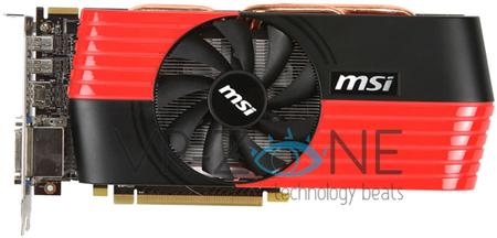 AMD Radeon HD 6790 в исполнении MSI