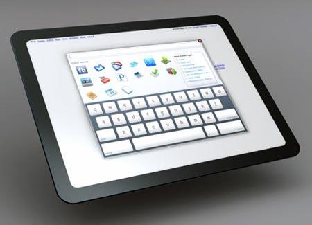 Планшет с Chrome OS