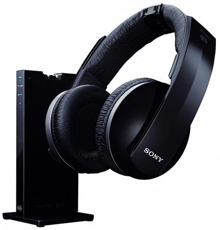 Многоканальные наушники Sony MDR-DS6500