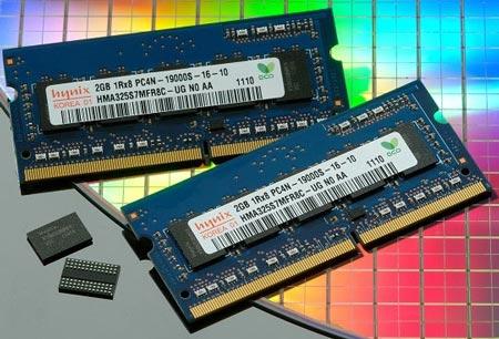 ���������� � ������ ������ DDR4 ������������ Hynix
