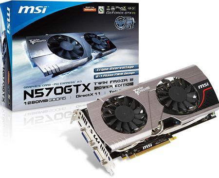 ����� N570GTX Twin Frozr III Power Edition