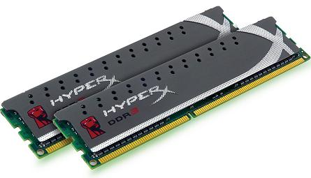 Модули памяти Kingston HyperX Plug and Play