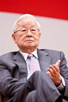 Моррис Чан (Morris Chang), руководитель компании TSMC