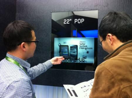 Прозрачные дисплеи Samsung