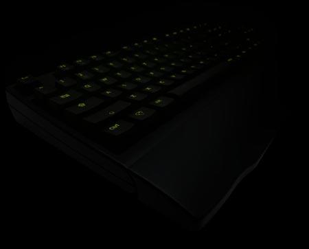 Игровая клавиатура с подсветкой Mionix Zibal 60