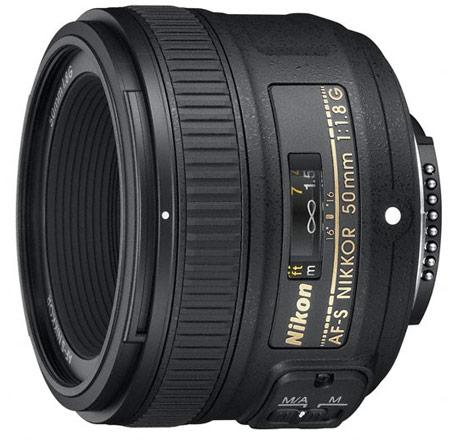 �������� AF-S NIKKOR 50mm f/1.8G