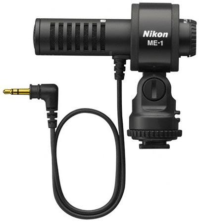 Внешний микрофон для Nikon ME-1