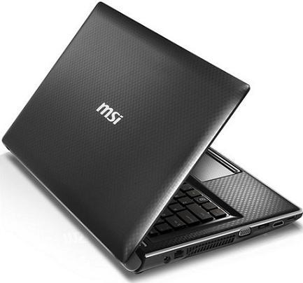 Ноутбук MSI FX420