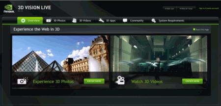 3D-видео для веб-сайтов