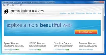 Microsoft показала работу Windows и Internet Explorer 10 на процессоре ARM