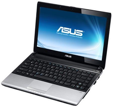 тонкий и легкий ноутбук ASUS U31SD