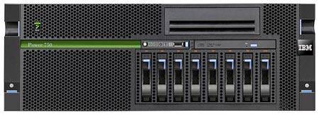 сервер IBM Power 750