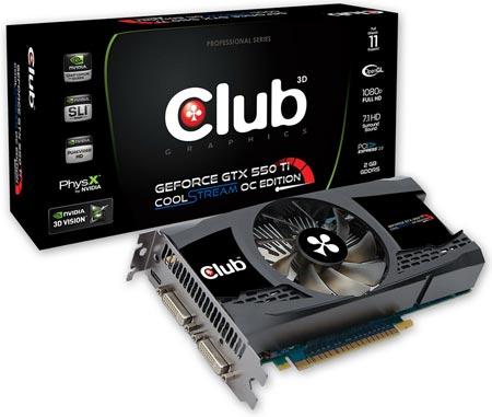 3D-����� Club 3D CGNX-XT55048O