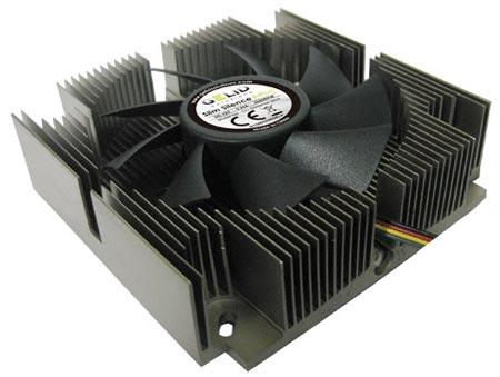 Процессорный охладитель GELID Slim Silence I-Plus