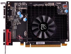 3D-карта XFX Radeon HD 6670 HD-667X-ZHF3