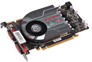 XFX Radeon HD 6750