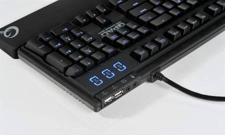 Механическая клавиатура QPAD MK-80