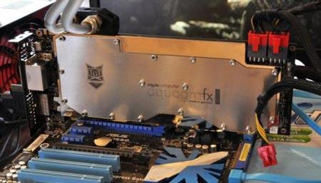 ����������� 3D-����� POV / TGT GeForce GTX 590 Beast Edition � ������� �����������