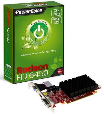 Go! Green HD6450