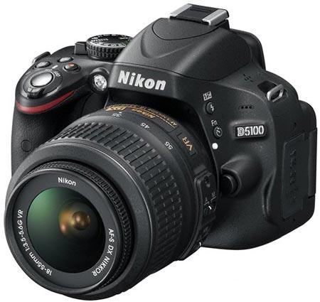 Зеркальная камера Nikon D5100