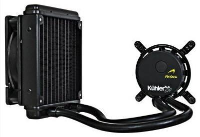 Процессорный охладитель Antec KUHLER H2O 620