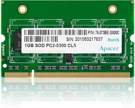 модуль памяти Apacer SODIMM