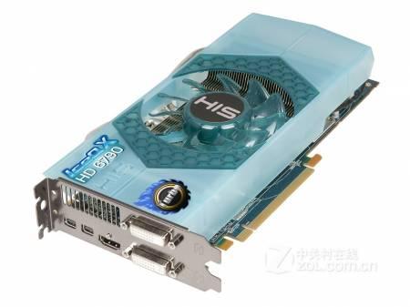Видеокарта HIS HD 6790 IceQ X
