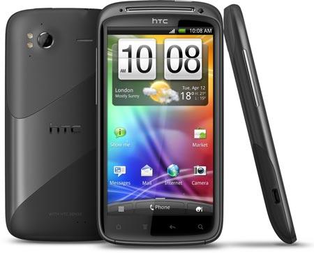 Смартфон HTC Sensation